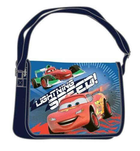 NEU Brottasche Polyester 24 x 18 x 8 cm Disney CARS  Kinder Umhängetasche