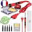 Kit-Electronique-Fer-a-Souder-Dessouder-soudure-Soudage-220V-60W miniature 1