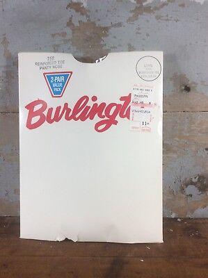Burlington brands pantyhose