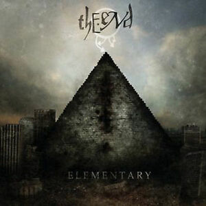 THE-END-Elementary-CD-DIGIPAK-10-tracks-FACTORY-SEALED-NEW-2007-Relapse-USA