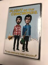* DVD * FLIGHT OF THE CONCHORDS * COMPLETE FIRST SEASON