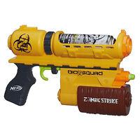Nerf Zombie Strike Biosquad Zr-100 Blaster