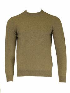 GANT-Men-039-s-Dark-Sand-O1-Donegal-Crew-Sweater-86551-Size-Medium-NWT