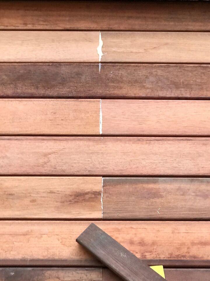 Terrasse plank, JATOBA, massiv