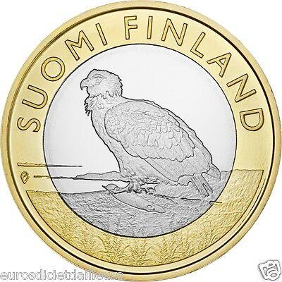 5 EURO COMMEMORATIVE FINLANDE 2014 - Animals of the provinces - Aland