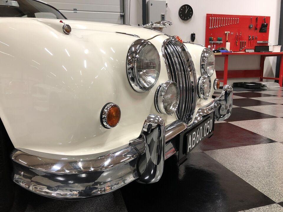 Jaguar MK. II, 3,4 Saloon, Benzin, 1961