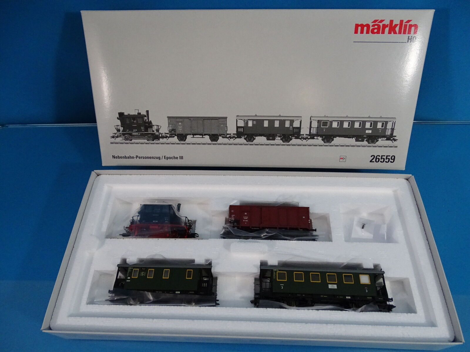 Marklin 26559 DB Train Set