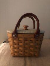 Flag NEW Longaberger Little Boardwalk Basket Liner