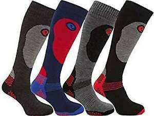 HIGH-PERFORMANCE-BREATHABLE-COMFORT-SKI-HIKING-WALKING-SOCKS-Size-6-11-UK