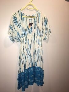 e66ca374e4 Womens or Juniors Dress Beach Cruise Swim Cover up Exist Large or ...