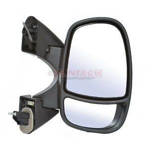 Renault-Trafic-Electric-Heated-Door-Wing-Mirror-Drivers-Right-Side-O-S-2001-2010