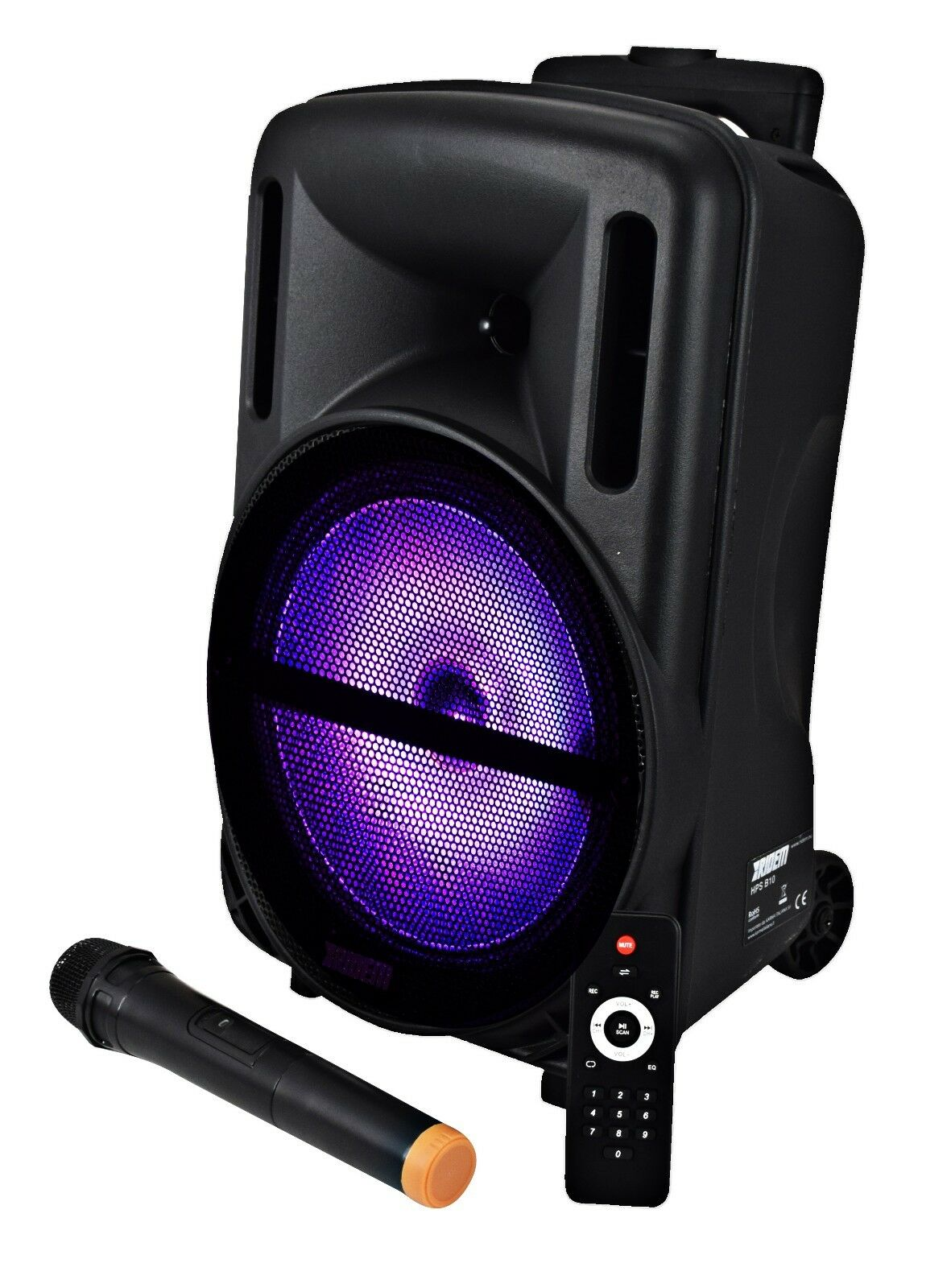 HPS b10 Diffuser Amplified with US 500w