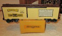 Lionel 9434 Joshua Lionel Cowen The Man Box Car,mint In Box