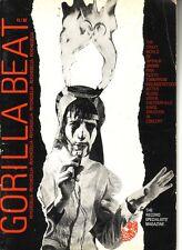 GORILLA BEAT N° 15 1982 - PINK FLOYD - TOMORROW - ARTHUR BROWN - MISUNDERSTOOD