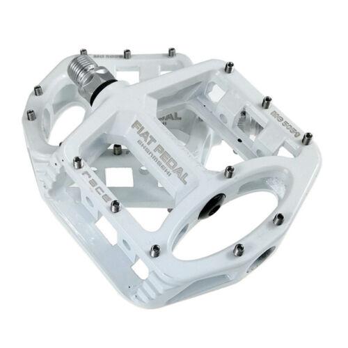 """MTB Road Bicycle BMX Platform Bike Flat Pedals Big Foot Magnesium Alloy 9//16/"""""""