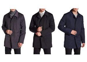 NWT-Nick-Graham-Ellis-Islander-City-Rain-Coat-Jacket-Men-039-s-M-L-250-Modern