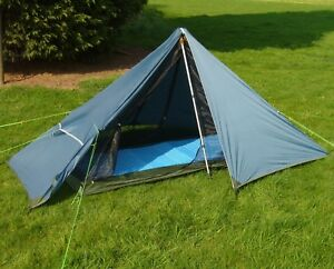 reputable site fcd0d 700c0 Details about Ultralight Tent - 1 Man Tent - Backpacking Tent - GeerTop  PYRAMID Tent - 1.2 kg
