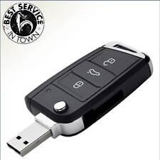 Original VW Schlüssel USB-Stick 8GB Memory Stick in Schlüsselform 000087620C