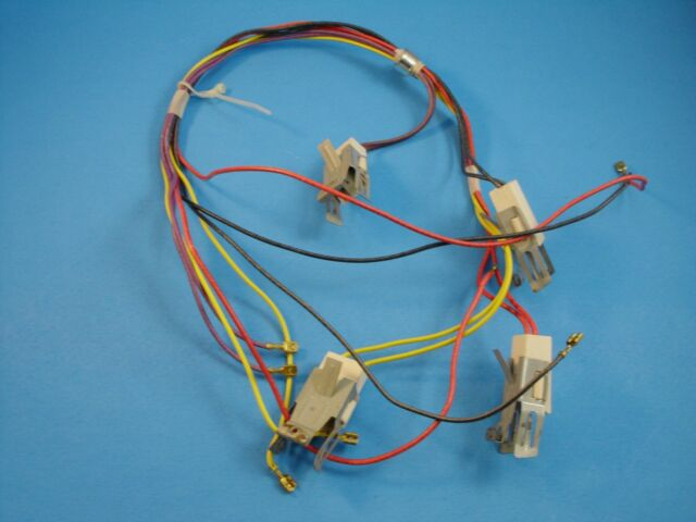 OEM MAYTAG OVEN RANGE WIRE TERMINAL HARNESS KIT 12001323 on