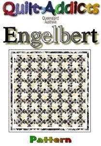 NEW-034-ENGELBERT-034-Patchwork-Quilt-Pattern