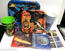 How To Train Your Dragon 2 Birthday Party Supplies free shipping