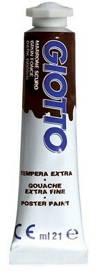 Crafts The Cheapest Price Fila Tempera Tubo N.23 Ml21 Marrone Scuro 1pz Elegant Appearance Other Art Supplies