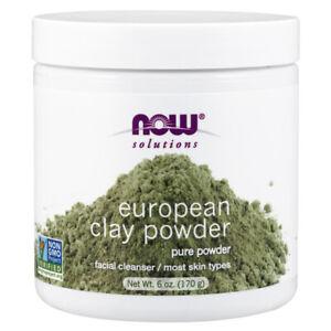 Europaischer-Ton-Pulver-6-oz-170g-Now-Foods