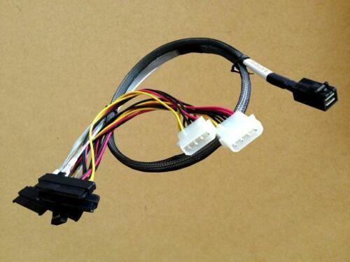 1PC LSI MegaRAID SAS 9300-8i HD minisas SFF8643 turn SFF8482 SAS line 80CN