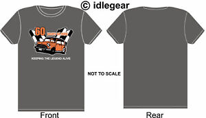 Classic-Mini-Cooper-1275gt-T-Shirt-034-60th-keeping-the-legend-alive-034