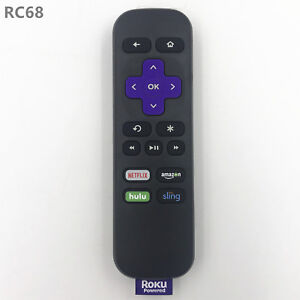ROKU-RC68-3226000162-Original-Roku-Streaming-Media-Player-Remote-Control