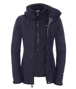 The-North-Face-Delle-donne-Evolution-II-Triclimate-Giacca-TNF-nero-Giacca-3-in-1
