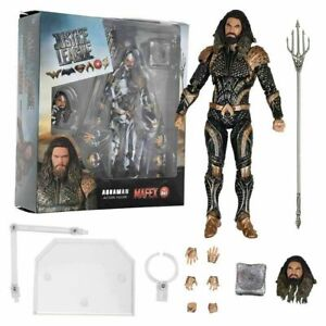 DC-Comics-Mafex-NO-061-Aquaman-Justice-League-PVC-Model-Figure-Medicom-KO-Toys
