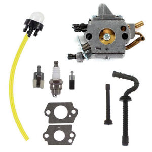 6x Carburetor Tune-Up Kit Fit for Stihl MS192T MS192TC Zama C1Q-S258 Chainsaw