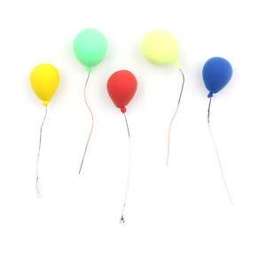 5pcs-1-12-Dollhouse-Miniature-Lovely-Clay-Balloon-Model-Doll-House-Decoration-HC