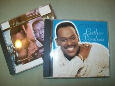 Luther Vandross          PROMO CD LOT           When You Call On Me  --   I Know