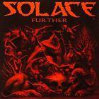 Further [Bonus Tracks] by Solace (CD, Jan-2006, Meteor City)