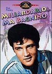 Dvd-MILIARDARIO-MA-BAGNINO-con-Elvis-Presley-nuovo-sigillato-1967