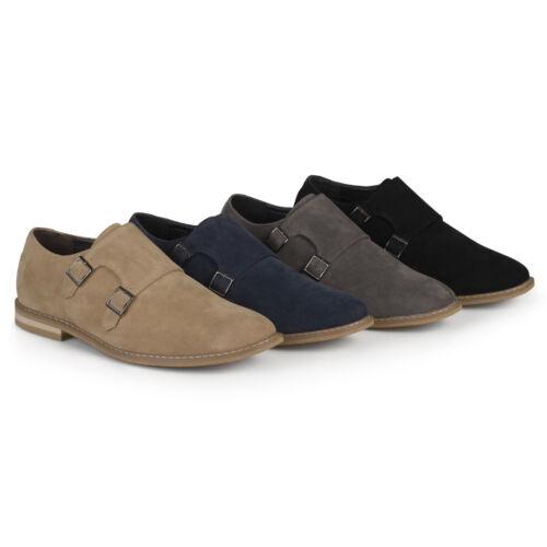 Hydrogen Mens Shoes Sz 41 Double Monk BRAND NEW RETAIL