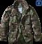 Brandit-m65-standard-2in1-caballeros-otono-invierno-chaqueta-Parka-chaqueta-militar-nuevo miniatura 8