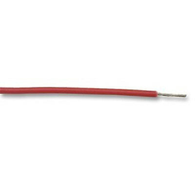 7//0.2mm Red Equipment Wire 100m Reel