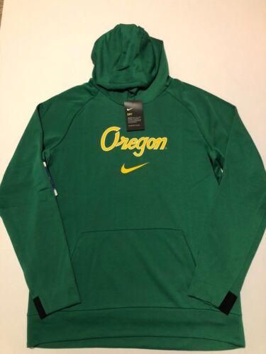 Sweat Nwt 886913010998 Ducks Oregon 2018 Dri Nike à XL fit capuche Ncaa vURPvwq