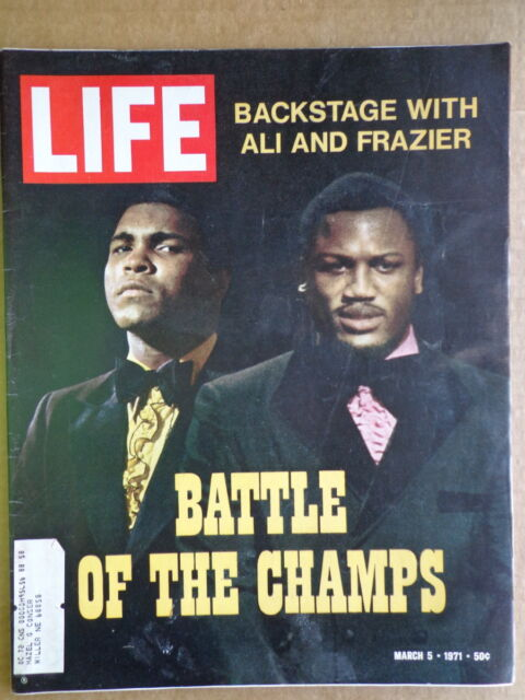 LIFE magazine March 5 1971 MUHAMMAD ALI Joe Frazier-WUTHERING HEIGHTS-Lt. Calley