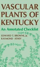 Vascular Plants Of Kentucky: An Annotated Checklist-ExLibrary
