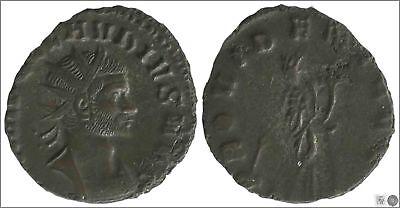 Roman/empire Z268 Mbc Vf Antoniano/claudio Ii The Gothic/provide Coins & Paper Money
