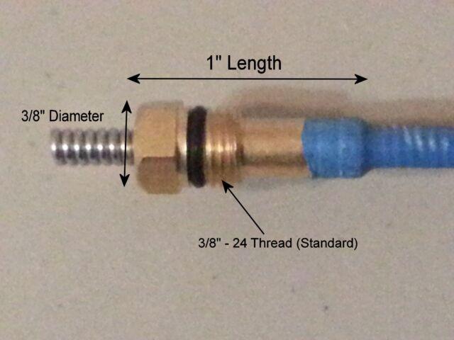 """15-ft for Miller Hobart MIG Welding Gun 2 Liners 194-012 194012 0.035/""""-0.045/"""""""