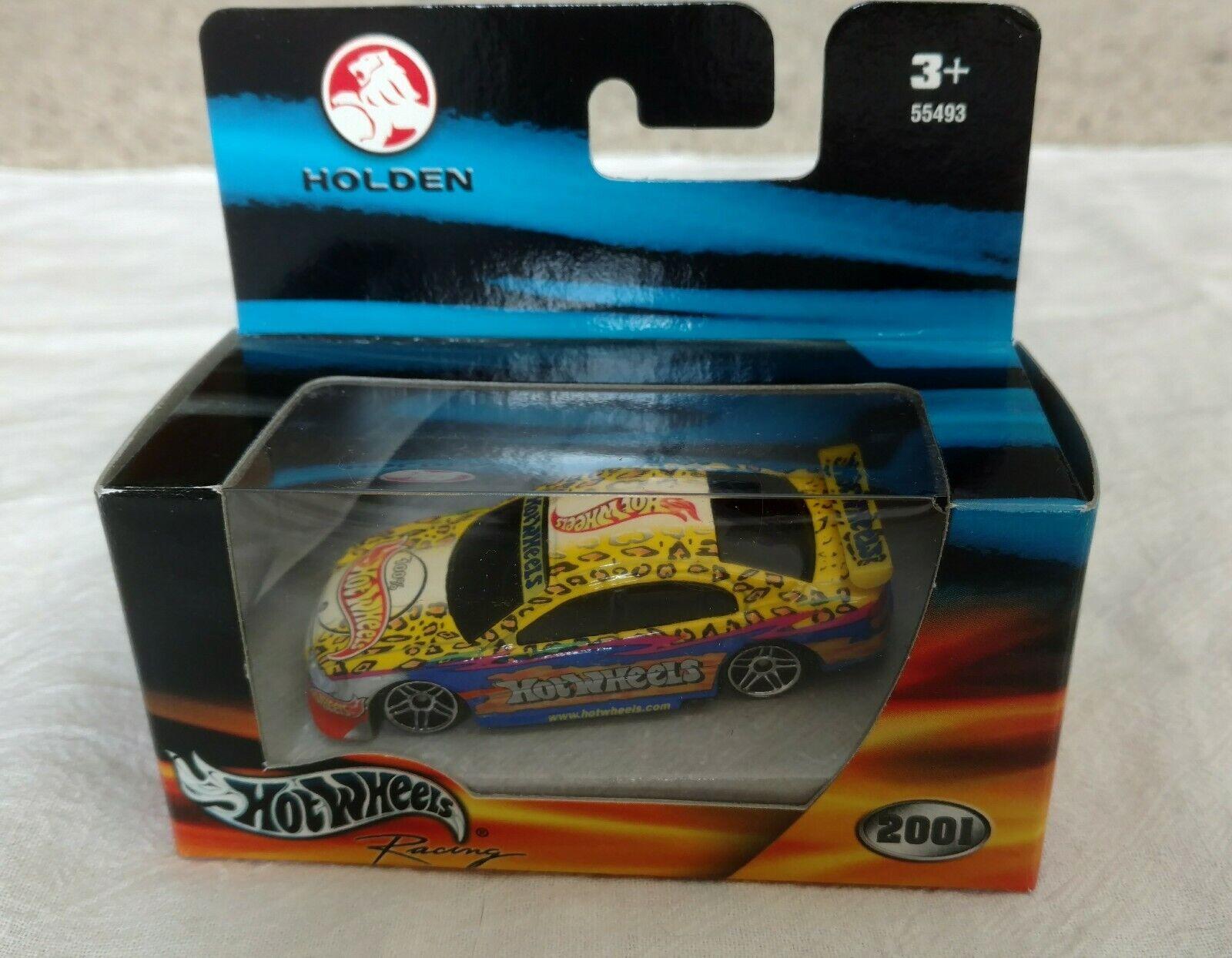 Hot Wheels Racing 2001 Holden Australian V8 Supercar Pace Car NEW IN BOX RARE!