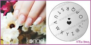 Konad-Stamping-Nail-Art-Design-Image-Plate-M18-LETTERS
