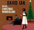 Vintage Christmas Wonderland [EP] [Digipak] by David Ian (CD, Sep-2013, Prescott Records)
