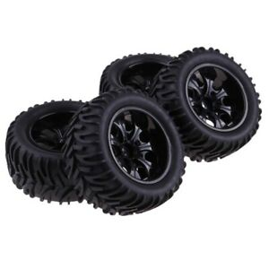 4pcs-103mm-Rubber-Tires-w-1-9-034-Replace-Wheel-Rim-for-1-10-RC-Crawler-Car-F