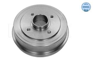 2x Bremstrommel für Bremsanlage Hinterachse MEYLE 16-15 523 0019
